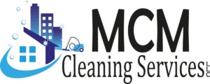 MCM Cleaning Services Logo